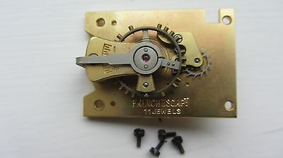 Elliott Clock Platform Escapement