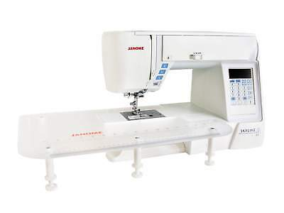 Janome Skyline S3 Computerised Sewing Machine + Quilting Kit + Extension Table