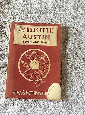 The Book of the Austin Seven and Eight