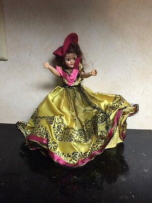 """Vintage Story Book Doll 8"""" Tall"""