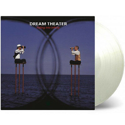 DREAM THEATER Falling Into Infinity 180G TRANSPARENT Vinyl 2LP - Limited Edition