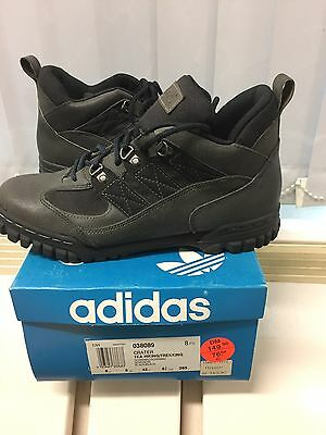 Vintage Adidas Crater. Hiking ShoesMade In Thailand. 1994. US 8,5 Deadstock