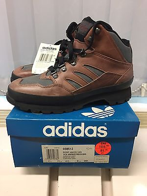 Vintage Adidas Perf. Hiker Mid. Made In Thailand. 1994. US 8. Rare. Deadstock