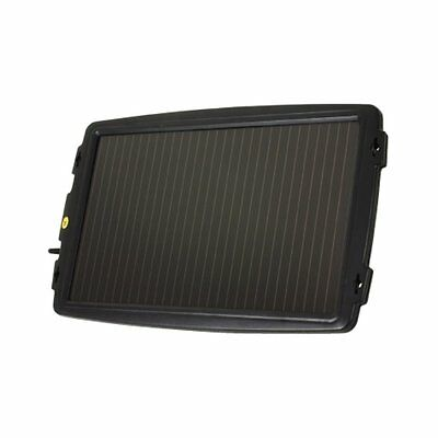 Solar Powered 12V 2.4W Battery Trickle Charger - Free P&P to IRE & UK!