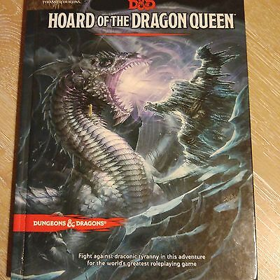 Dungeons and dragons 5th edition Hoard of the dragon queen