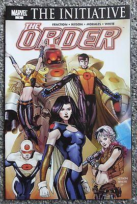 The Order: The Initiative #1 (Marvel Comics, 2007) VF