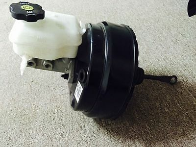 VT-VZ Commodore,SS,HSV brake master cylinder and vacuum booster
