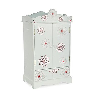 """Large 18 Inch Doll Armoire 