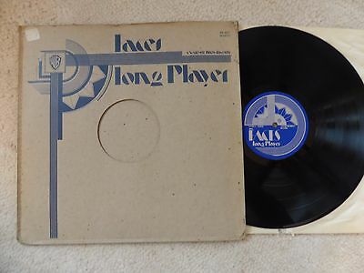 The Faces Long Player 1971 Original Uk Lp Ws3011 A1/b1 1St Press Stitched Sleeve