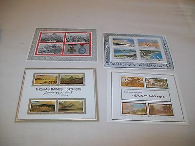 South Africa 8 Mini Sheets Of Stamps