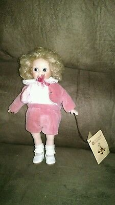 """Kewpie doll By Victoria Collection With Tags 9"""" tall"""