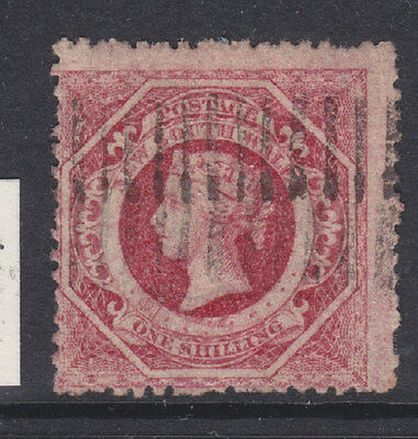 New South Wales 1854 Sg 99 good used