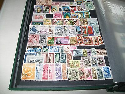 """""""prinz""""  Stamp Album / Stock Book, With Stamps."""