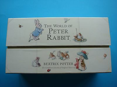 The World Of Peter Rabbit Books Beatrix Potter Complete Collection 23 Books