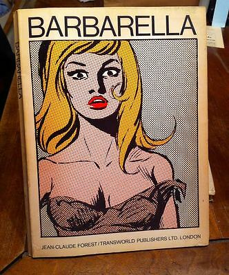 BARBARELLA Jean Claude FOREST First UK Edition London 1966