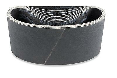 3 X 21 Inch 1000 Grit Silicon Carbide Sanding Belts, 8 Pack