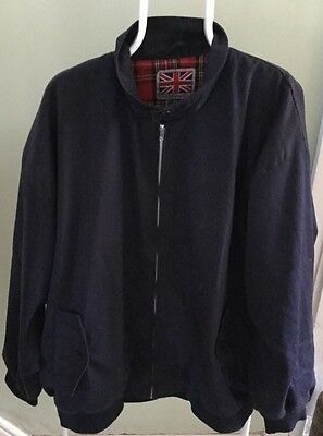 Vintage Classic Harrington Jacket Made In England XL