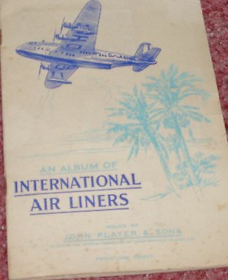 John Player's complete album. International Airliners