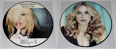Madonna - Girl Gone Wild - Part 2 - Limited Edition Picture Disc - 2012 - Mdna