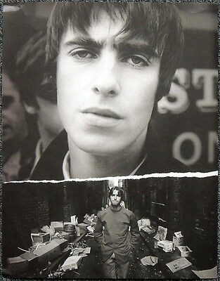 OASIS LIAM GALLAGHER POSTER PAGE . 30 X 23 CM a