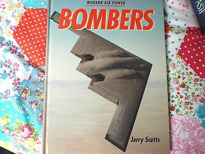 Bombers by Jerry Scutts - Hardback