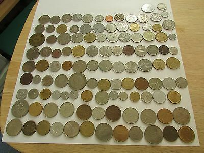 World Coins 100 +    Uk Delivery Only