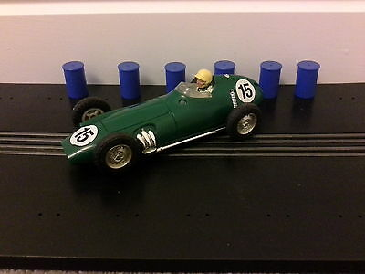 Vintage Tri-ang Scalextric BRM C/59  . England .