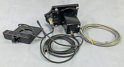 Norris Intervalometer Motor + Capping Shutter for Mitchell Camera