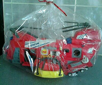 Sea rescue helicopter bundle toys