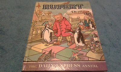 Rupert Annual, Printed 1977, Price Clipped.