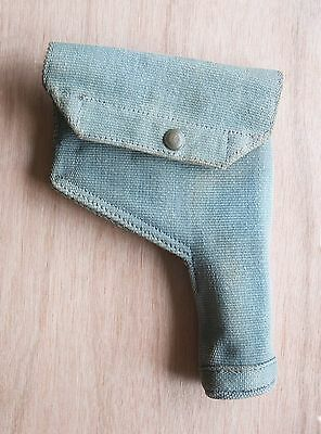 British Military canvas Holster.   ME Co.