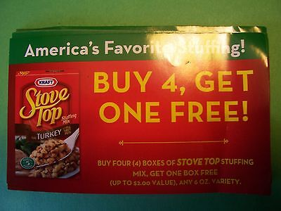 Stove Top Coupons expires 05.31.2017 HOT HOT HOT