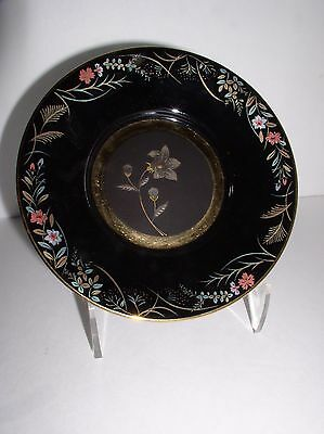 """The Japanese Blossoms of Autumn-Bellflower by Hamilton 6"""" Collector Plate #2968D"""