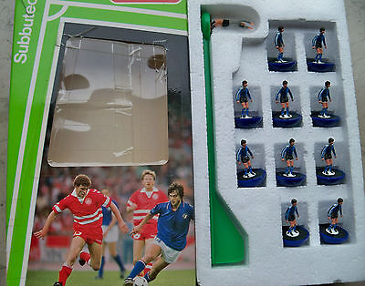 Subbuteo Team Pisa Lw Ref N.693 Players Mint Conditions Box In Good Machine Prin