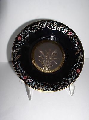"""The Japanese Blossoms of Autumn-Pampas Grass by Hamilton 6"""" Collect Plate#0643D"""