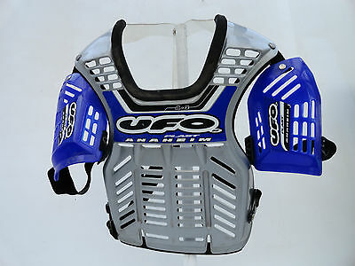 UFO  ANAHEIM Motocross Body Armour Chest and Shoulder Size Adult Large