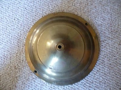 Antique Brass Pan Fixture Body