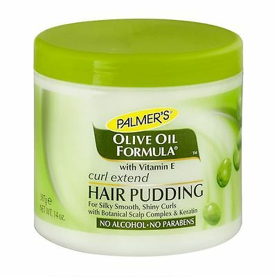 Palmers Olive Oil Formula Curl Extend Hair Pudding 397g