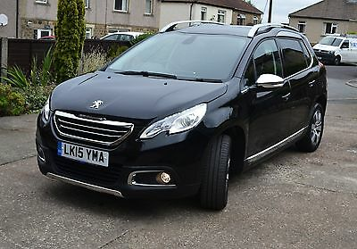 2015 Peugeot 2008 Fully Automatic 1.6 Diesel 5 Dr