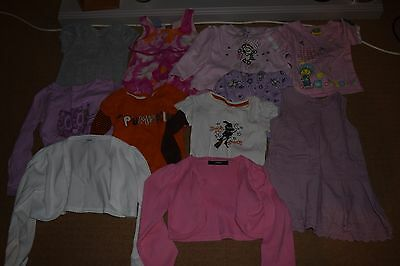 Bundle of girls clothes 10 items - aged2-3 yrs Gap/George/Pumpkin Patch