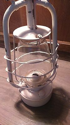 Ancienne Lampe Tempete