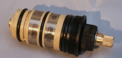 New Replacement Thermostatic Cartridge for Bath/Shower Mixer