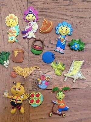 15 X Fifi and the Flowertots Magnets,