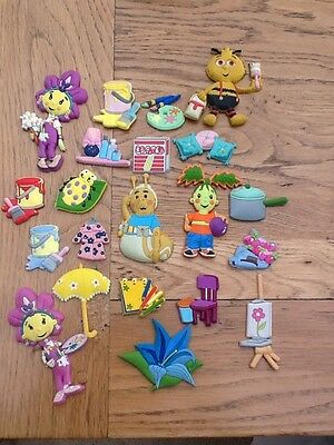 21 X Fifi and the Flowertots Magnets,