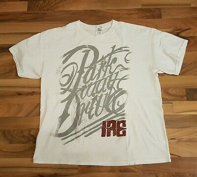 parkway drive ire t shirt size xl
