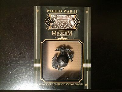 2016 Goodwin Champions Museum Collection USMC Eagle Globe & Anchor SP WW2 WWII