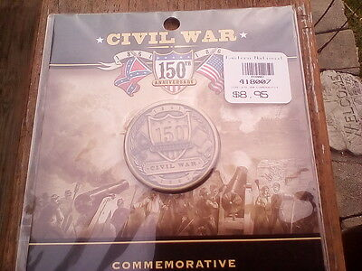 Civil War 150 th Anniversary coin