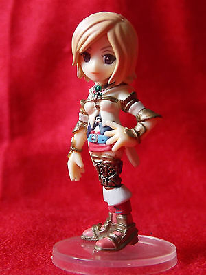 "FINAL FANTASY XII Ashelia 2.3"" 6cm SOLID PVC mini FIGURE MINT UK DESPATCH"