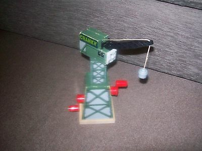 Thomas & Friends Wooden Train Set Cranky Crane