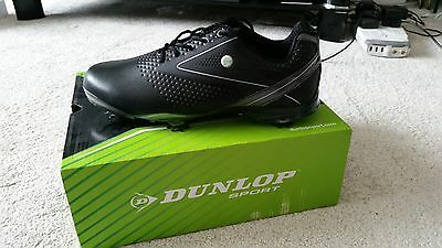 Dunlop Mens Golf Shoes - Brand New Size 8 - Free Postage